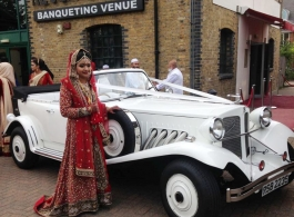 Beauford for weddings in Chelsea